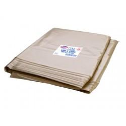 Bolsa Plastica Beige (90X110)X6 Cal.1.6