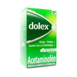Dolex 10 und 500 mg