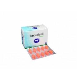 Ibuprofeno X 800 Mg