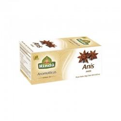 Agua Aromatica Hindu Anis X 20Und
