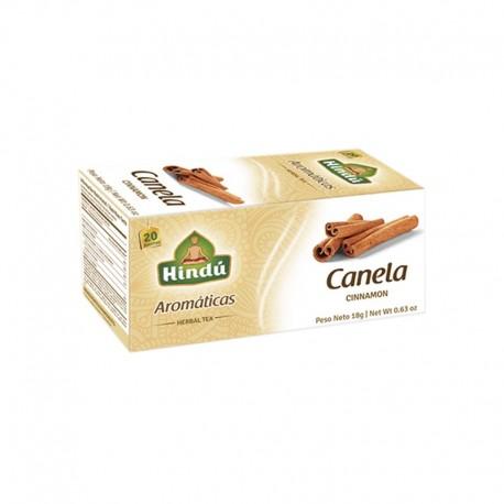Agua Aromatica Hindu Canela X 20 Und