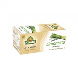 Agua Aromatica Hindu Limoncillo X20