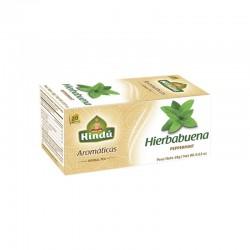 Agua Aromatica Hindu HierbaBuena X 20