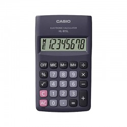 Calculadora Casio Hl-815