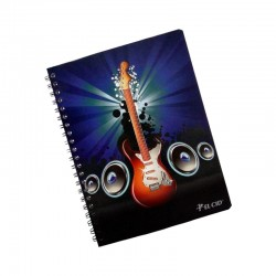 Cuaderno Doble O 105-2 Cuadriculado