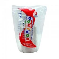 Vaso 3.5 Onzas Blanco