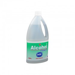 Alcohol Blanco Botella Plastica X 700ML