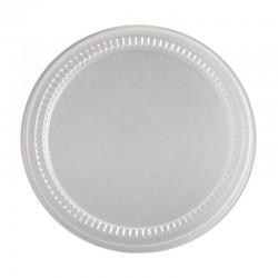 Tapa Plastica P/Vaso 12 Oz